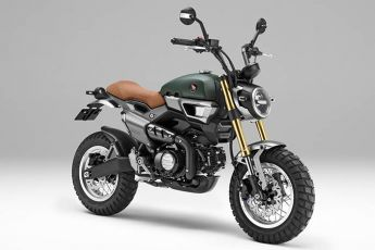 GROM 50 Scrambler Concept-Two