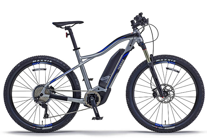 Yamaha E-Mountainbike