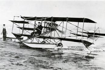 Curtiss is regarded as the father of naval aviation through his work with seaplanes