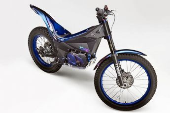 Yamaha TY-E Electric Trial