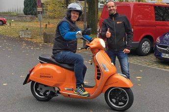 Continental E-Scooter CESpa