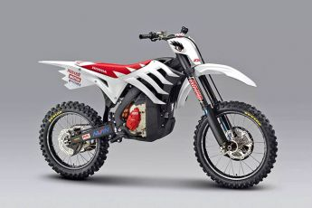 Mugen CRF Electric