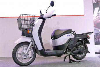 Honda Benly Electric