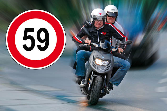 SIP-Petition 59 km/h