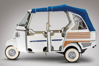 Piaggio Ape Calessino Electric