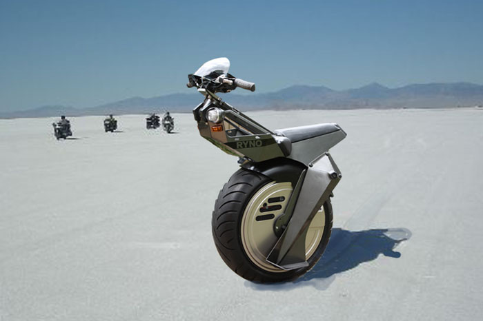 Ryno E-Scooter